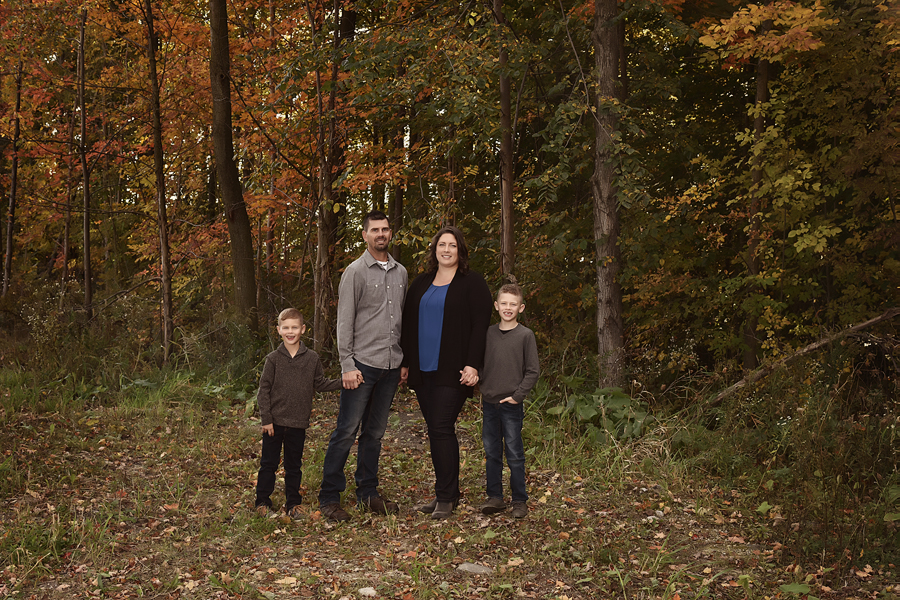 Family photographers in London ontario