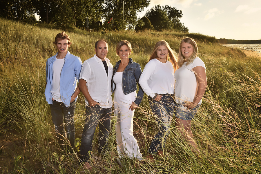 family photographers in grand bend ontario