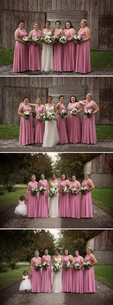 wedding photographers in huron county