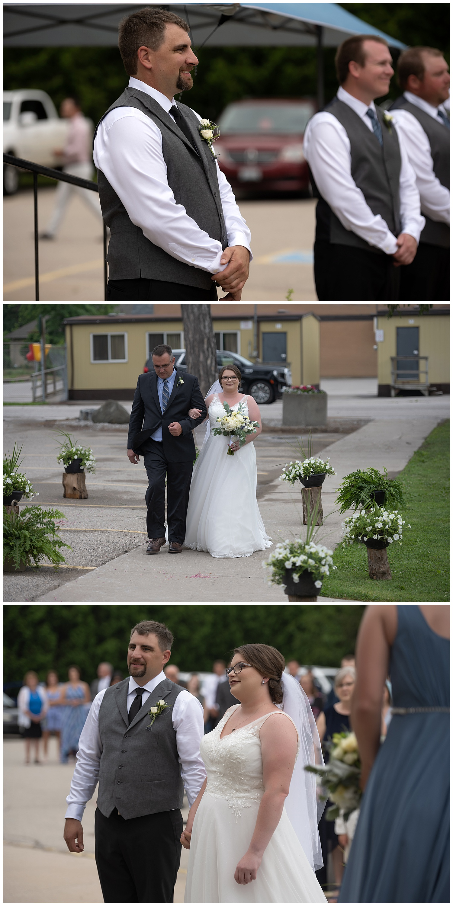 weddings at sacred heart church in parkhill ontario